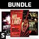 Music Flyer Bundle Vol. 12 - GraphicRiver Item for Sale