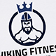 Viking Fitness logo - GraphicRiver Item for Sale