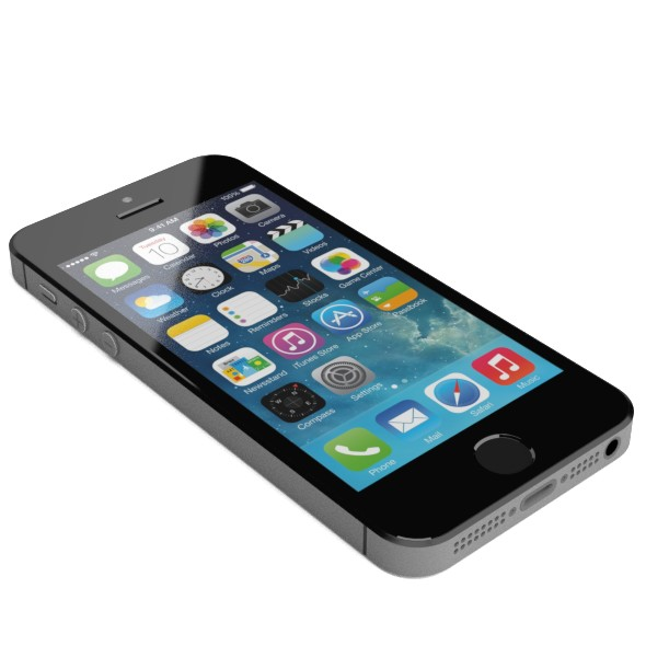 iPhone5s - 3DOcean Item for Sale