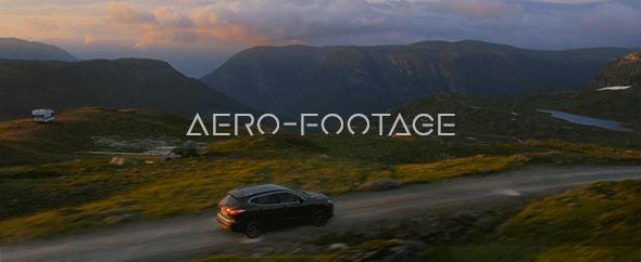 Videohive aero footage