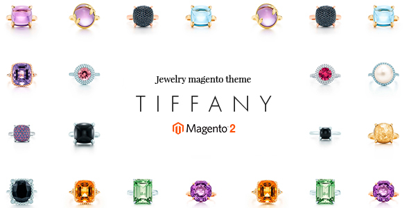 Tiffany - Jewelry Magento 2 Theme