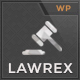 Lawrex - Attorney & Lawyer Business WordPress Theme - ThemeForest Item for Sale