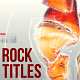 Rock Titles - VideoHive Item for Sale