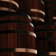 Wood Barrels - VideoHive Item for Sale