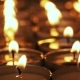 Candles Slowly Rotate 3. - VideoHive Item for Sale