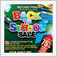 Back to School Event - GraphicRiver Item for Sale