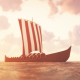 Viking Ship - Drakkar - VideoHive Item for Sale