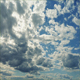 Vast Cloudscape WIth Clouds Approaching - VideoHive Item for Sale
