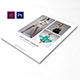 Minimal Fashion Product Display Brochure/Catalog - GraphicRiver Item for Sale