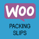 WooCommerce Packing Slips