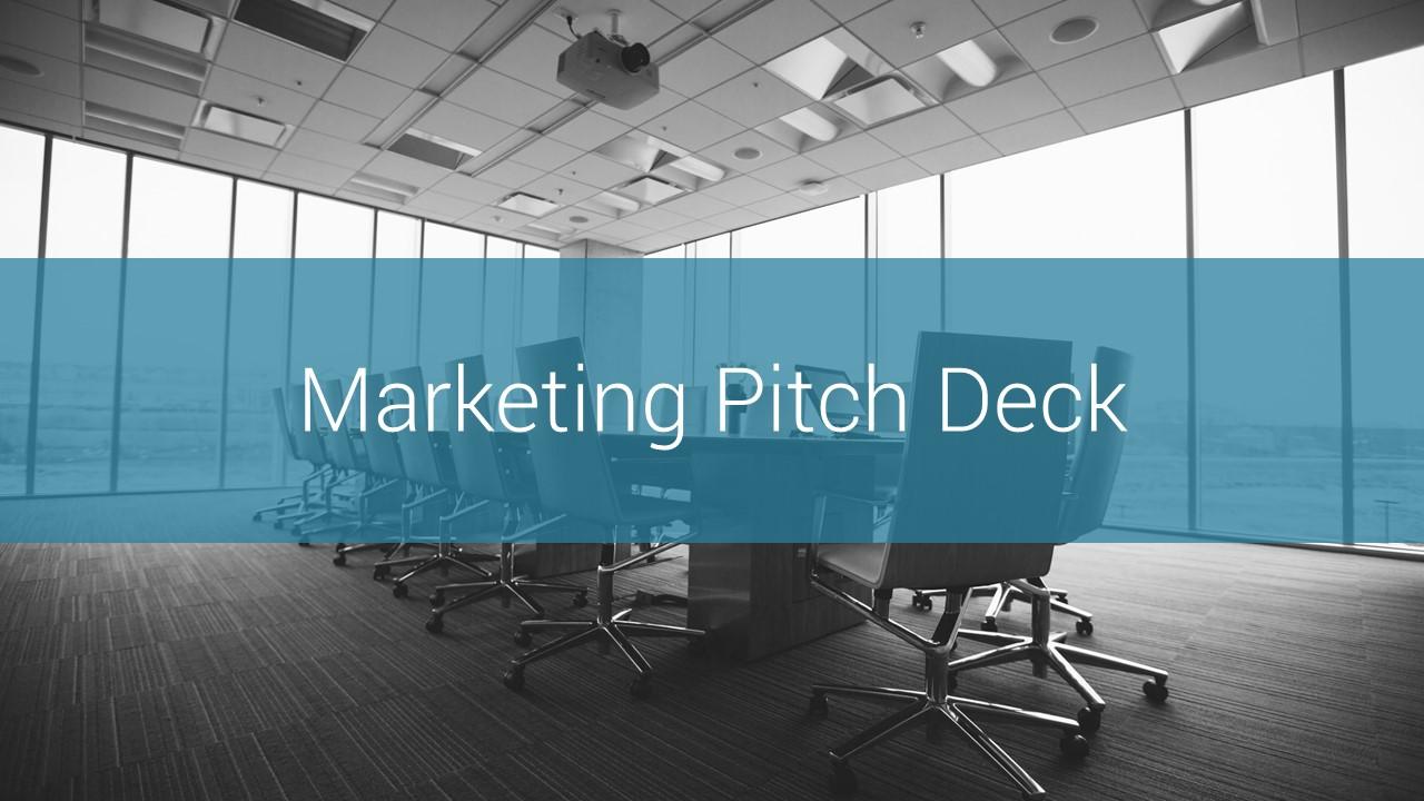 marketing pitch deck powerpoint presentation templatespriteit, Presentation templates