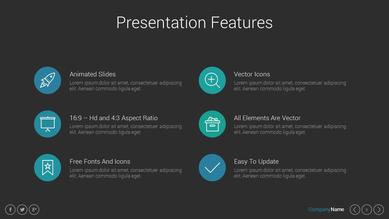 Marketing Pitch Deck PowerPoint Presentation Template by Spriteit ...
