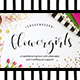 Flowergirls calligraphy font - GraphicRiver Item for Sale