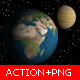 Planetize Action + Planets - GraphicRiver Item for Sale