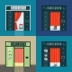 Vintage Photo Booth Machines Set  - GraphicRiver Item for Sale