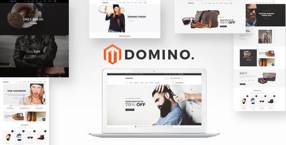 Domino - Fashion Responsive Magento 2 Theme - Fashion Magento