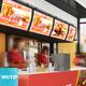 Restaurant/ Fast Food Outlet Mockups - GraphicRiver Item for Sale