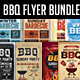 6 BBQ Flyer Bundle - GraphicRiver Item for Sale