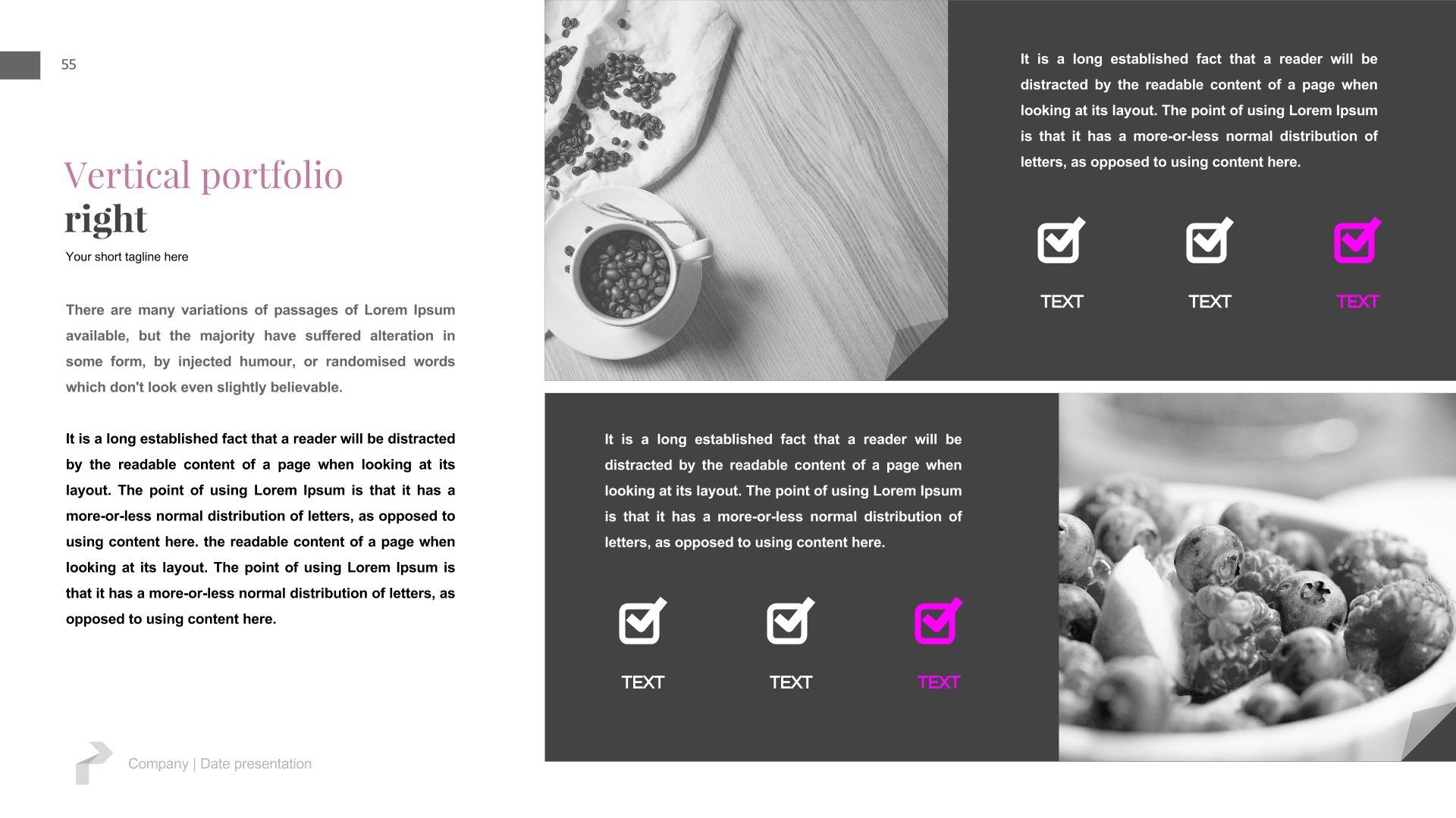 Creative Slides - Google Slides Presentation Templates by rivatxfz