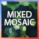 Mixed Mosaic Backgrounds - GraphicRiver Item for Sale