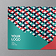 Colorful Cool Pattern Brochure - GraphicRiver Item for Sale