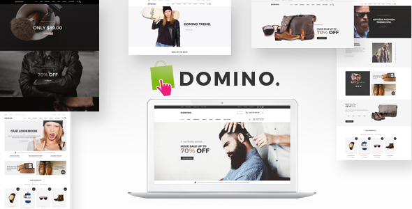 Domino - Fashion Responsive Prestashop Theme - Fashion PrestaShop