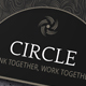 Elegant Business Card – Circle - GraphicRiver Item for Sale