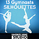 Gymnasts Slow Motion Silhouettes - VideoHive Item for Sale