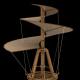 Leonardo Da Vinci`s Helicopter - VideoHive Item for Sale