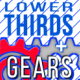Mechanical Lower Thirds And Gears - VideoHive Item for Sale