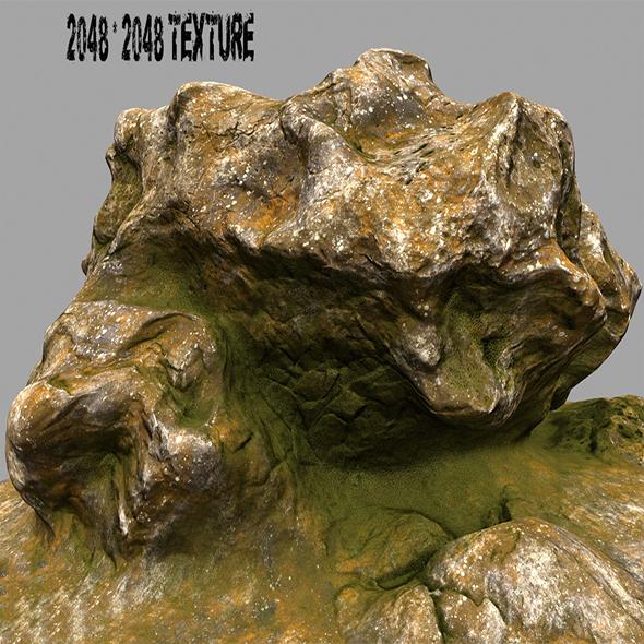 rocks 6 - 3DOcean Item for Sale