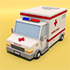 Ambulance - 3DOcean Item for Sale