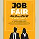 Job Fair Flyer - GraphicRiver Item for Sale