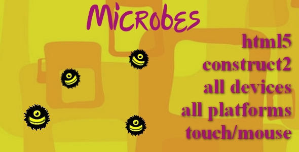 Microbes - CodeCanyon Item for Sale