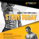 Sport Activity Poster Template V22 - GraphicRiver Item for Sale