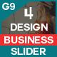 Multipurpose Slider - 4 Design - GraphicRiver Item for Sale