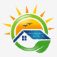 Solar Home - GraphicRiver Item for Sale