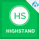 Highstand - Responsive MultiPurpose Drupal Theme - ThemeForest Item for Sale