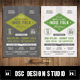Indie Folk Music Festival Flyer - GraphicRiver Item for Sale