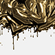 Dripping Gold Photoshop Action - GraphicRiver Item for Sale