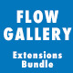 Flow Gallery Extensions Bundle - CodeCanyon Item for Sale