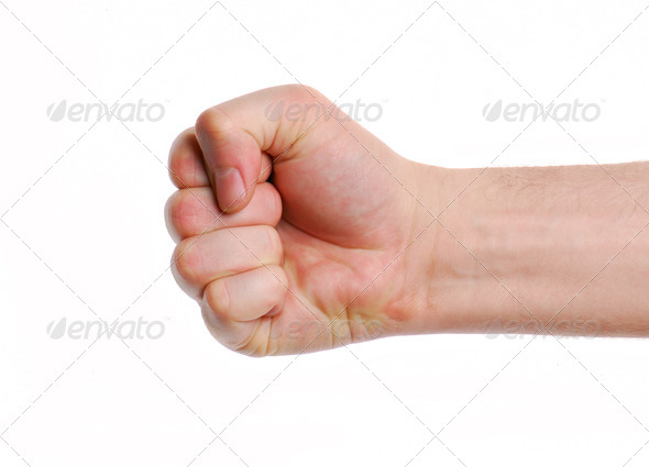 Fist - Stock Photo - Images
