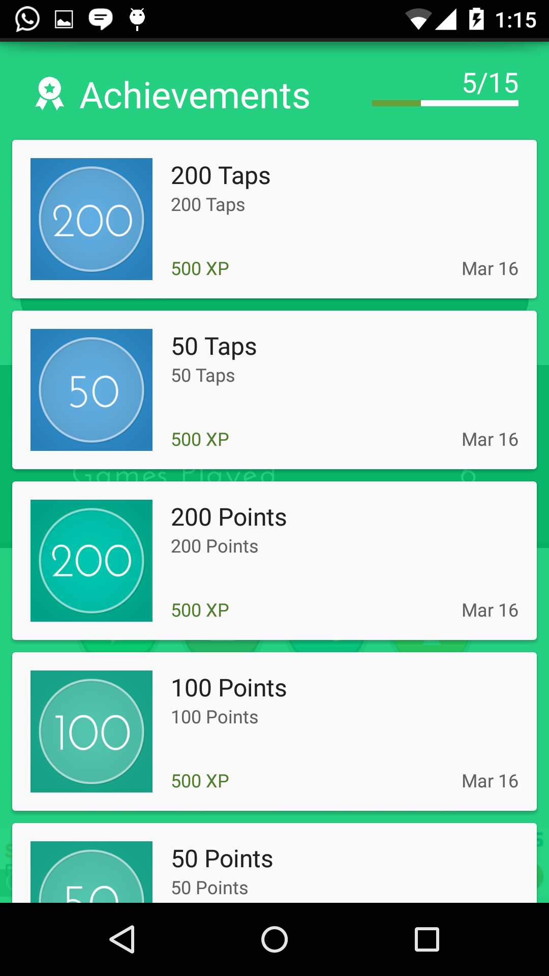 fast tap admob leaderboards iap by gikdew codecanyon