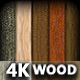 4K Wood - 3DOcean Item for Sale