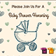 Baby Shower Template - Vol. 14 - GraphicRiver Item for Sale