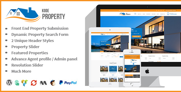 Pro Real Estate WordPress Theme
