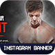 8 Promotional Instagram Banners vol. 3 - GraphicRiver Item for Sale