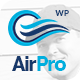 AirPro - Heating and Air conditioning WordPress Theme for Maintenance Services Nulled