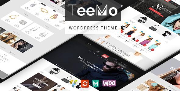 Teemo - Responsive WooCommerce WordPress Theme - WooCommerce eCommerce