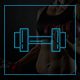 Gym Training - PSD Template Nulled